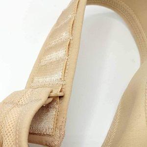 Wacoal Intimates & Sleepwear - NWT Wacoal Sport beige underwire mesh adj soft bra